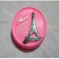 """Пластиковая форма для мыла """"Париж"""""""