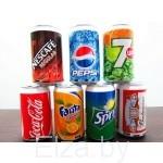 """Cиликоновая форма для мыла """"банка Coca-Cola"""" 3D"""