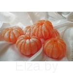 """Силиконовая форма для мыла """"мандарин очищенный"""" 3D"""