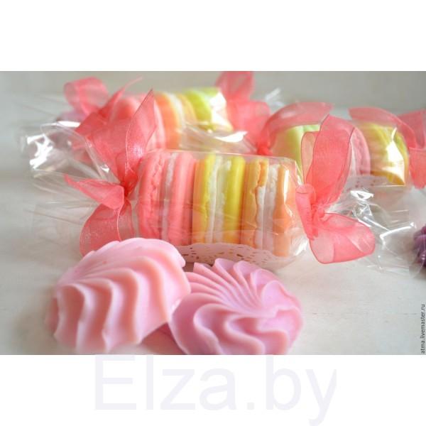 """Пластиковая форма для мыла  """"Зефир #1"""""""