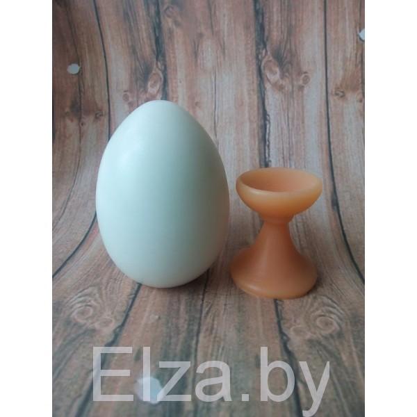 """Силиконовая форма для мыла  """"Подставка под яйцо"""""""