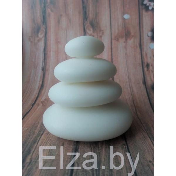 """Силиконовая форма для мыла """"spa камни"""" 3D"""