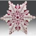 """Силиконовая форма для мыла """"снежинка 1"""" 2D"""