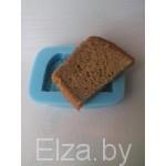 """Силиконовая форма для мыла """"Кусок хлеба"""""""