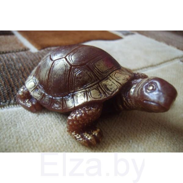 """Силиконовая форма для мыла """"Черепаха"""" 3D"""