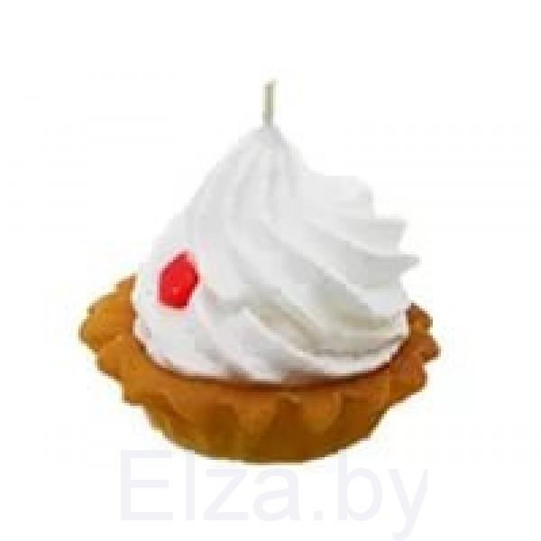 """Силиконовая форма для мыла """"пирожное"""" 3D"""
